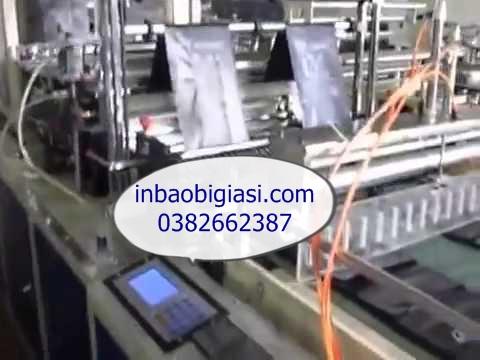 xưởng sản xuất túi zip