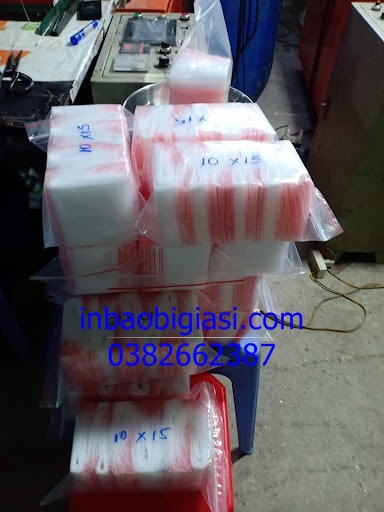xưởng sản xuất túi zip hcm